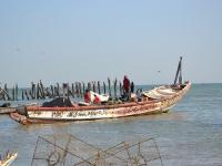 M'Bour - Bateau de pêche