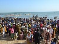 Groupe au Port de M'Bou