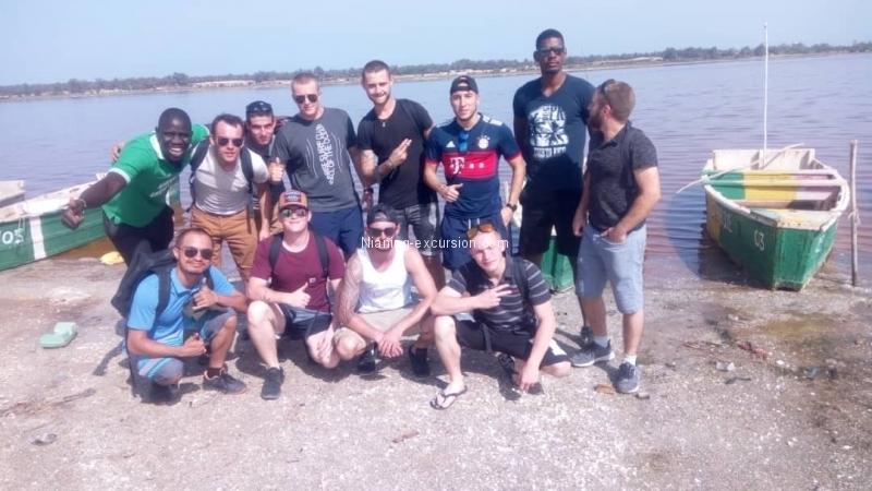 Excursions avec les marins français