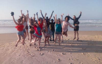 Excursion groupe Marie